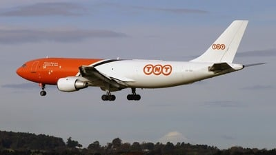 OO-TZC - Airbus A300B4-203(F) - TNT Airways