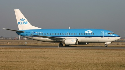 PH-BDI - Boeing 737-306 - KLM Royal Dutch Airlines