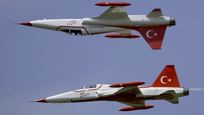 70-3042 - Canadair NF-5A Freedom Fighter - Turkey - Air Force