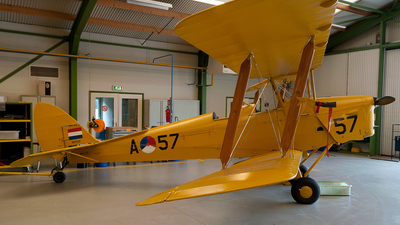 A picture of PHTYG - De Havilland DH82 Tiger Moth - [82535] - © markuswillmann