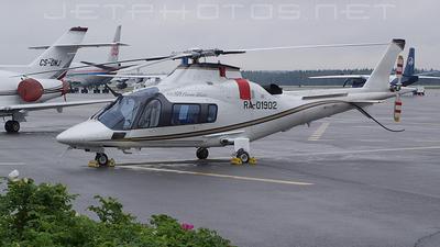 RA-01902 - Agusta A109E Power Elite - Baltic Airlines