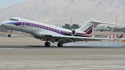 OE-INC - Bombardier BD-700-1A11 Global 5000 - Global Jet Austria