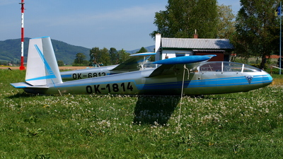 OK-1814 - Let L-13 Blanik - Aero Club - Sumperk