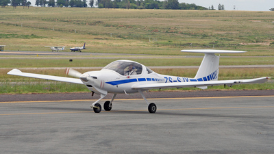 ZS-SJY - Diamond DA-20-C1 Eclipse - Private
