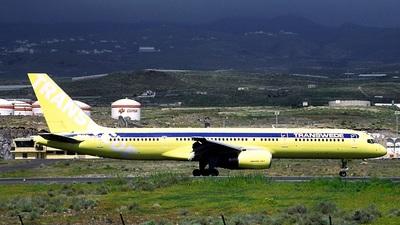 SE-DUK - Boeing 757-236 - Transwede Airways