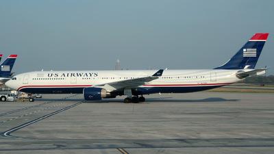 N272AY - Airbus A330-323 - US Airways