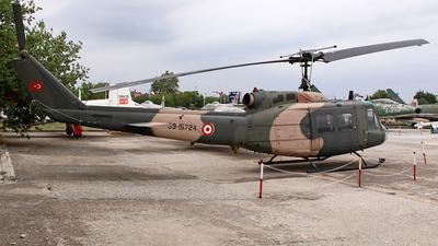 69-15724 - Bell UH-1H Iroquois - Turkey - Army
