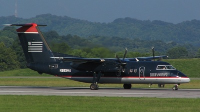 N965HA - Bombardier Dash 8-Q201 - US Airways Express (Piedmont Airlines)
