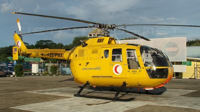 ZS-PWA - MBB Bo105C - Layang-Layang Aerospace