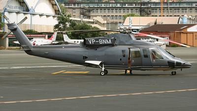 VP-BNM - Sikorsky S-76B - Starspeed