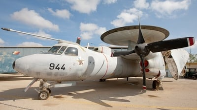 944 - Grumman E-2C Hawkeye - Israel - Air Force