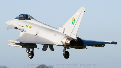 ZJ934 - Eurofighter Typhoon F.2 - United Kingdom - Royal Air Force (RAF)