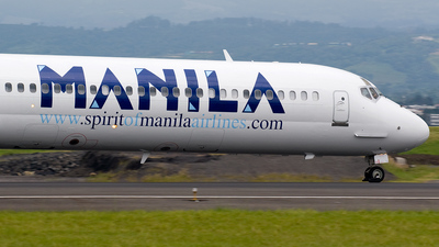 N946MD - McDonnell Douglas MD-83 - Spirit of Manila Airlines