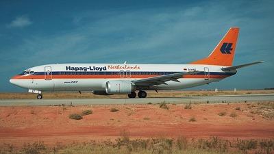 D-AHLT - Boeing 737-4K5 - Hapag-Lloyd Netherlands