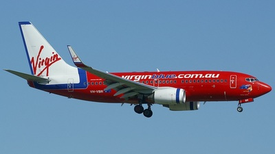 VH-VBR - Boeing 737-7BX - Virgin Blue Airlines