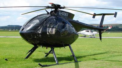 G-CCKS - Hughes 369E - Private