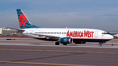 N328AW - Boeing 737-3B7 - America West Airlines