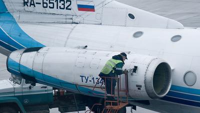 RA-65132 - Tupolev Tu-134A-3 - Yamal Airlines