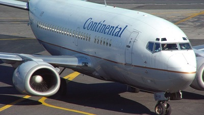 N18658 - Boeing 737-524 - Continental Airlines