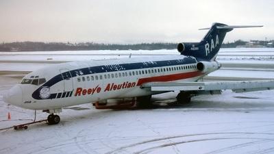 N831RV - Boeing 727-22C - Reeve Aleutian Airways (RAA)