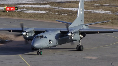 04 - Antonov An-26B - Lithuania - Air Force