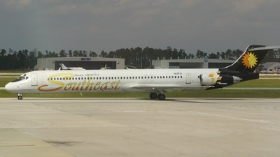N12FQ - McDonnell Douglas MD-88 - Southeast Airlines