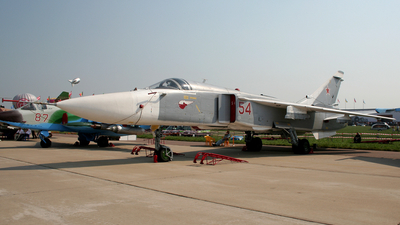 54 - Sukhoi Su-24M2 Fencer - Russia - Air Force