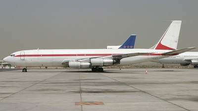 9G-FIA - Boeing 707-331C - First International Airlines