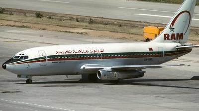 CN-RML - Boeing 737-2B6C(Adv) - Royal Air Maroc (RAM)