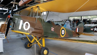 T-8209 - De Havilland DH-82A Tiger Moth - United Kingdom - Royal Air Force (RAF)