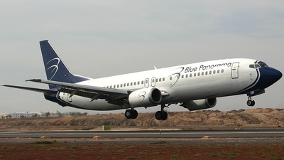 EI-CUN - Boeing 737-4K5 - Blue Panorama Airlines