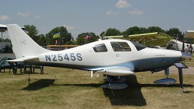 A picture of N2545S -  - [] - © Marcin Sordyl