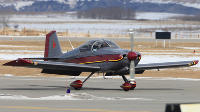 A picture of CGZGV - Van's RV6A - [25314] - © Mike MacKinnon