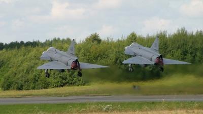 - Saab JA37 Viggen - Sweden - Air Force
