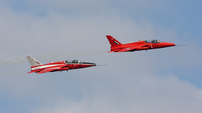 G-RORI - Folland Gnat T.1 - Private