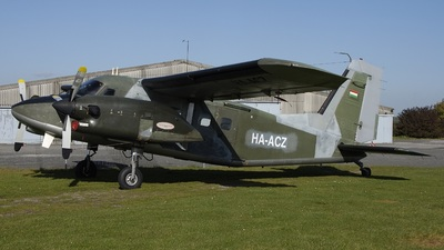 HA-ACZ - Dornier Do-28G92 Skyservant - Private
