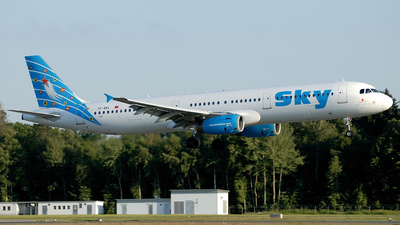 TC-SKL - Airbus A321-231 - Sky Airlines