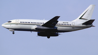 A6-ZYB - Boeing 737-2S2C(Adv) - Dolphin Aviation