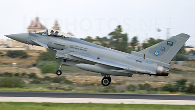 ZK064 - Eurofighter Typhoon EF2000 - Saudi Arabia - Air Force