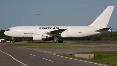 C-GKLY - Boeing 767-223(BDSF) - First Air