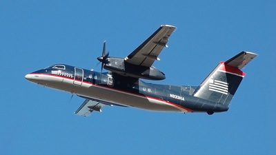 N933HA - Bombardier Dash 8-102 - US Airways Express (Piedmont Airlines)