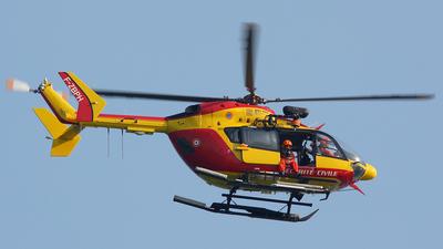 F-ZBPH - Eurocopter EC 145 - France - Sécurité Civile