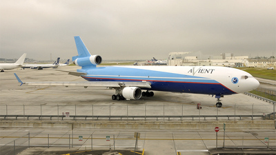 N408SH - McDonnell Douglas MD-11(F) - Avient Aviation