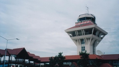 VTCH - Airport - Control Tower