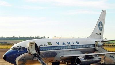 PP-VMG - Boeing 737-241(Adv) - Varig
