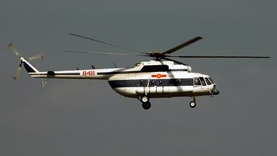 8411 - Mil Mi-8 Hip - Vietnam - Air Force
