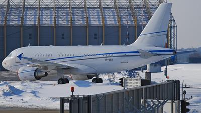 VP-BEY - Airbus A319-115X(CJ) - Sonair
