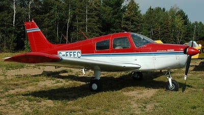 C-FFEC - Piper PA-28-140 Cherokee Cruiser - Private