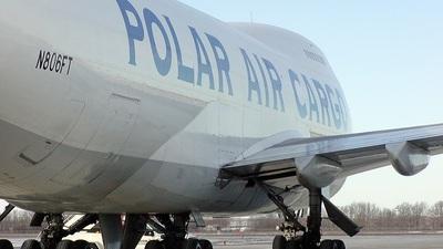 N806FT - Boeing 747-249F(SCD) - Polar Air Cargo