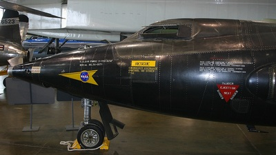 56-6671 - North American X-15 - United States - National Aeronautics and Space Administration (NASA)